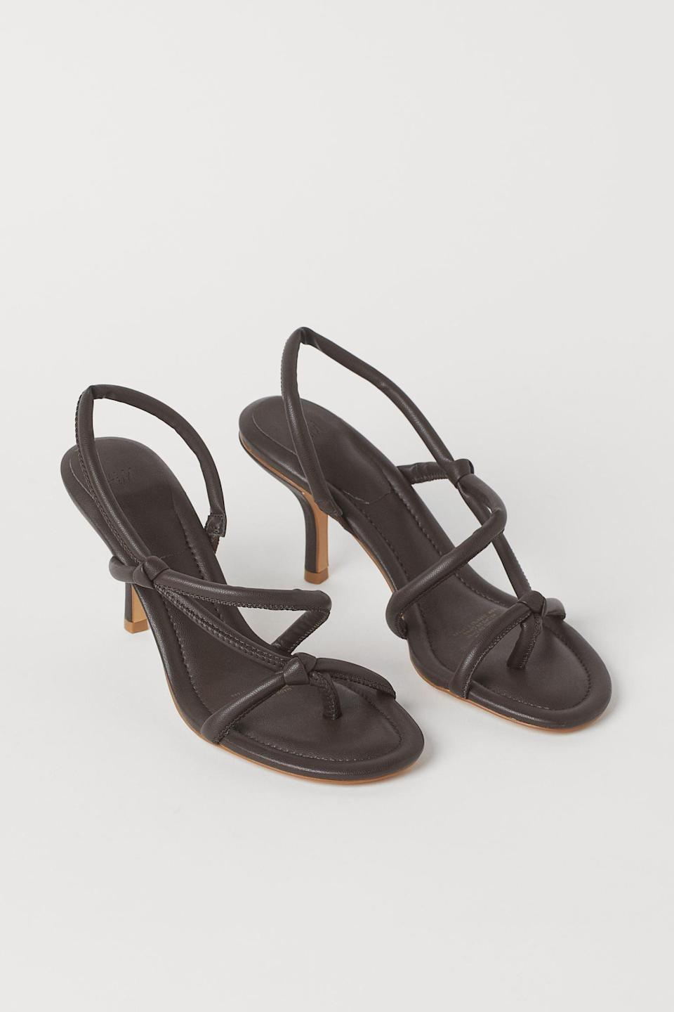 <p>These <span>Sandals</span> ($35) will take you from a day party to a night out in style.</p>