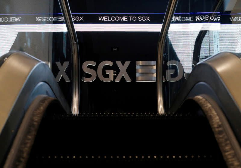 Singapore Exchange to pay $128 mln to fully acquire FX trading platform