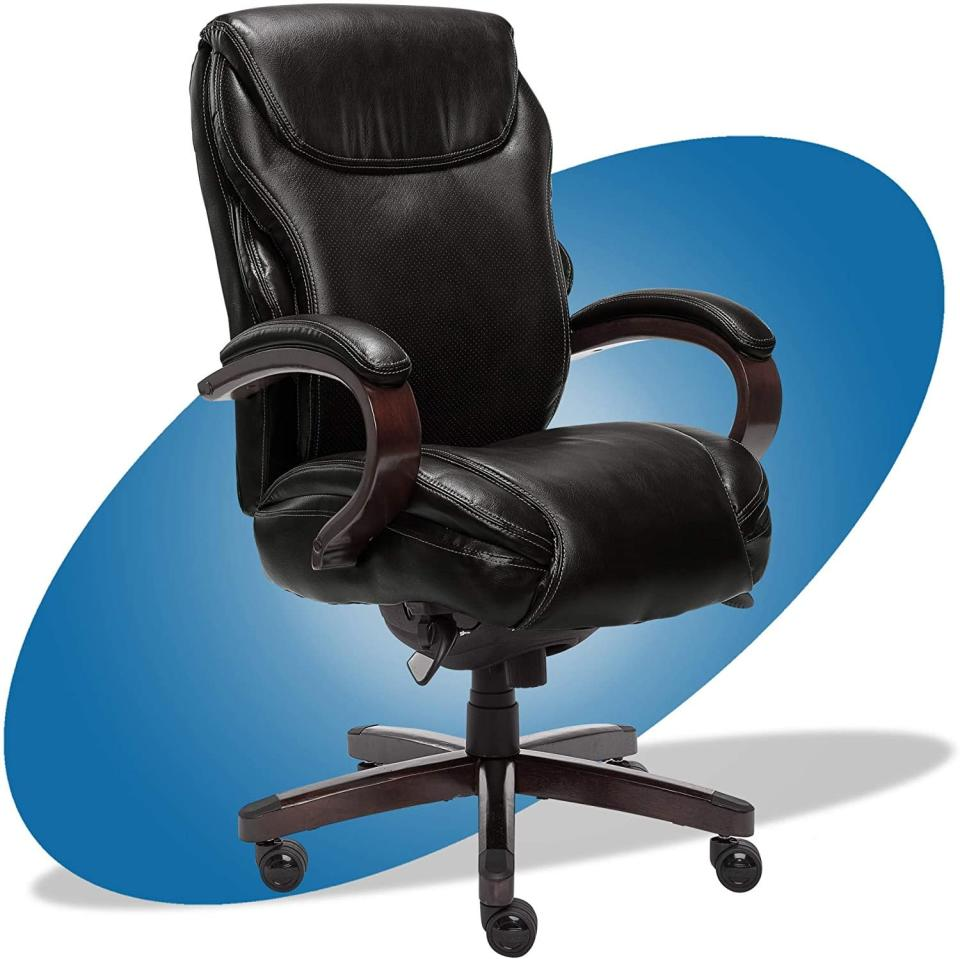 La-Z-Boy Hyland Executive Office Chair with AIR Technology