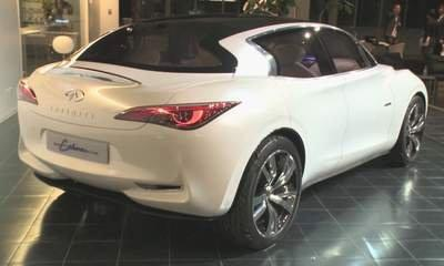 Nissan To Build Luxury Car Model At UK Plant