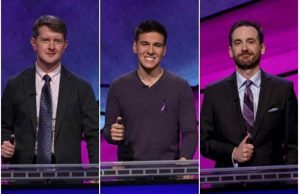 'Jeopardy! Greatest of All Time': Here's Where the 3 Competitors Stand