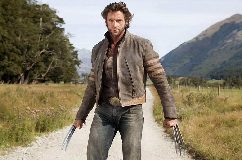"""WOLVERINE <br>""""<a href=""""http://movies.yahoo.com/movie/1808665084/info"""">X-Men Origins: Wolverine""""</a><br>Grade: A- <br>Despite the fact that the hirsute hottie looks like he hit the sale rack at American Eagle, his casually rugged outfit gets high marks for not being yet another boring bodysuit."""