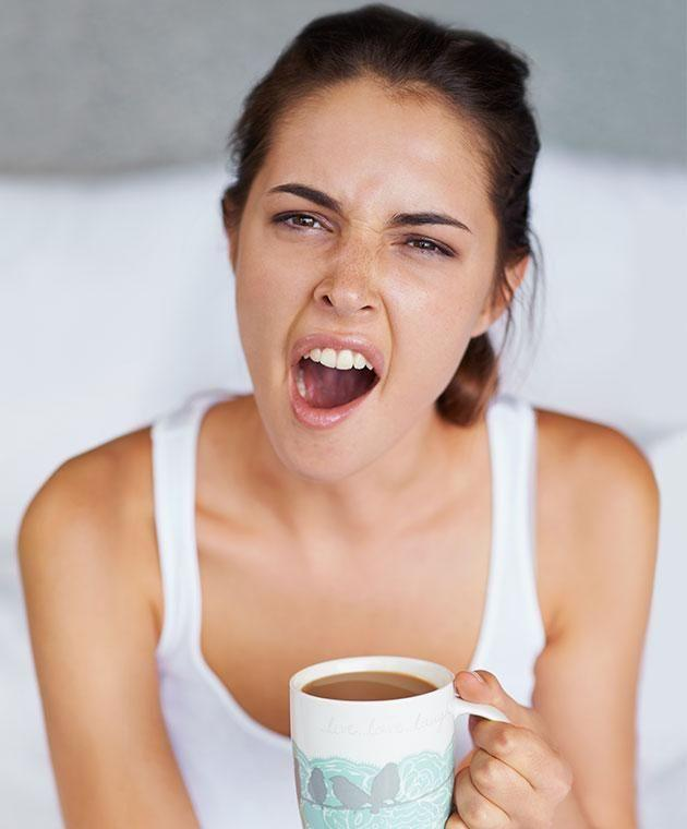 Never rely on coffee again to beat jet lag. Photo: Getty images