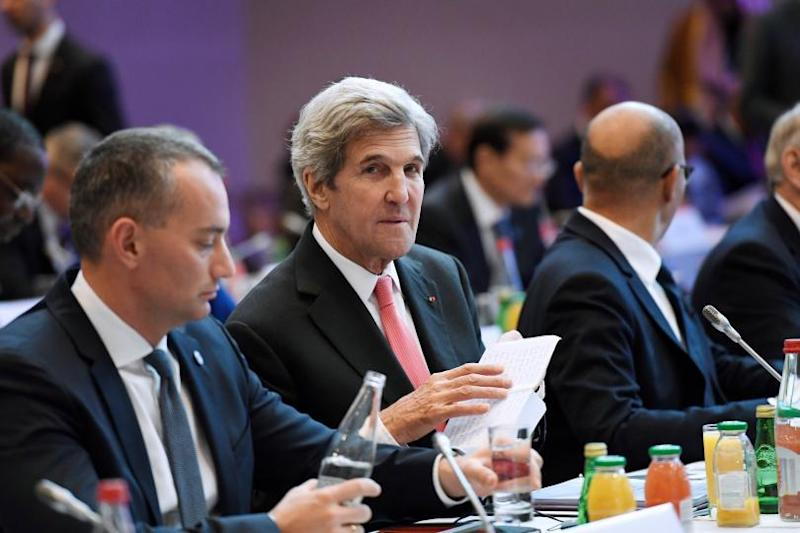 State Dept. Says It's Going to Paris Conference to Defend Israel