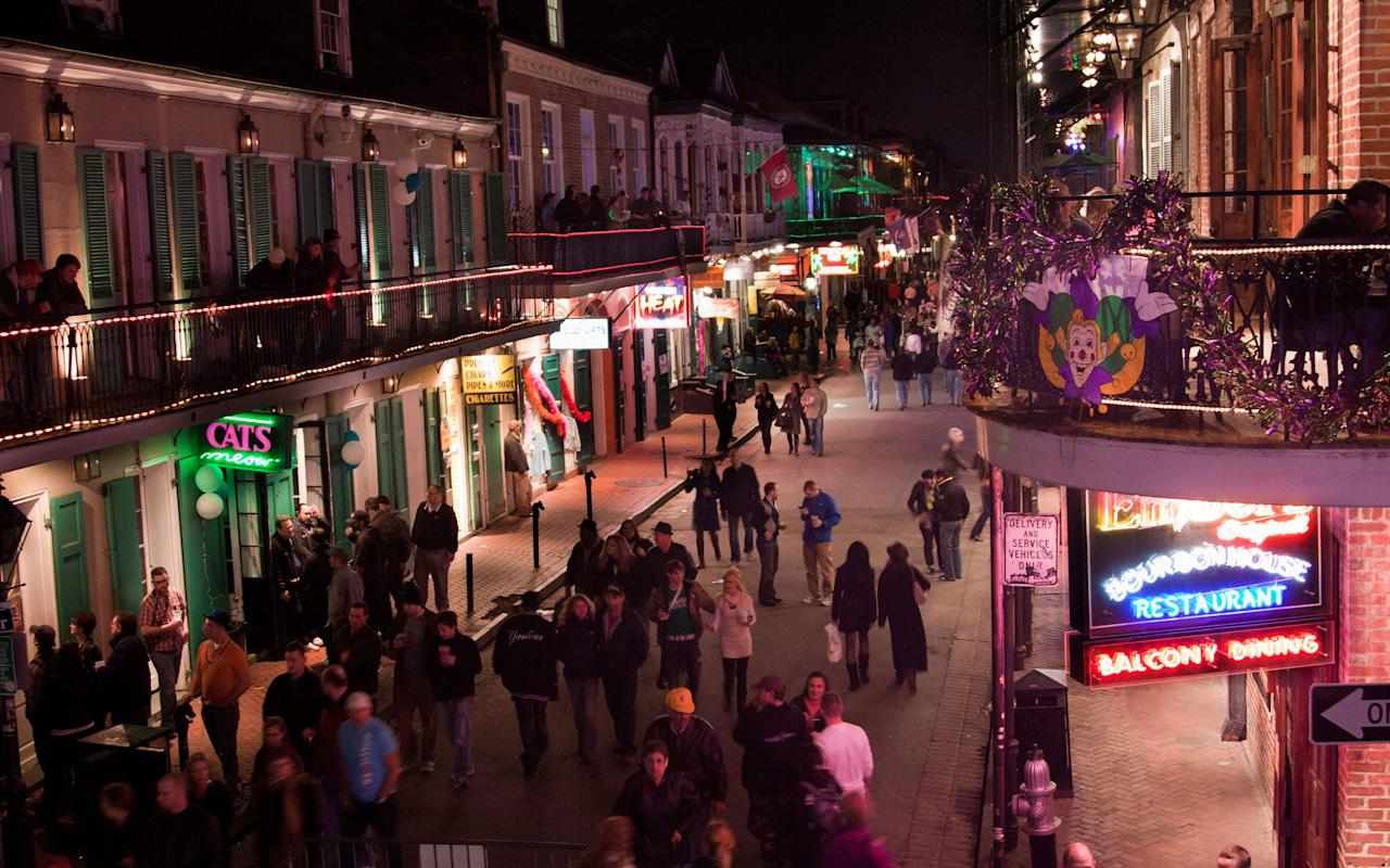 New Orleans Gay Clubs: 10Best Gay Bars