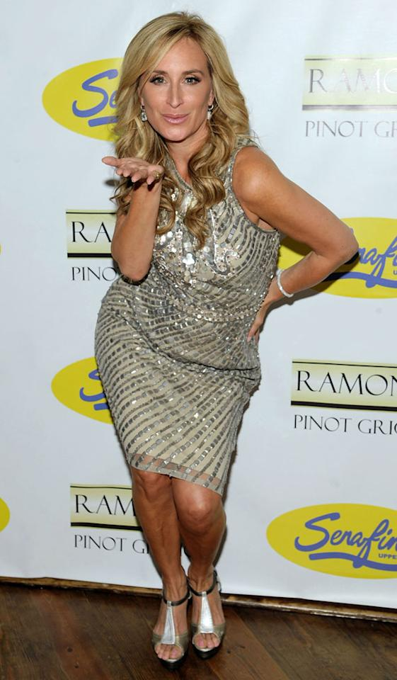 "Another of the ""Housewives"" has been on the hook with financial issues. One of Sonja Morgan's storylines on ""<a target=""_blank"" href=""http://tv.yahoo.com/the-real-housewives-of-new-york-city/show/42212"">Real Housewives of New York</a>"" revolved around her trying to hold on to a fancy Manhattan townhouse, which she called her most ""cherished asset"" in her bankruptcy papers, which also stated she was more than $19 million in debt. So what caused Morgan to fall into financial disarray? Apparently her issue stemmed from a $7 million investment into a John Travolta movie that was never made."