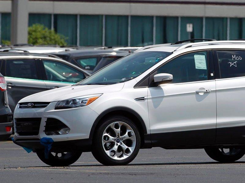 Ford recalls 2013 Escapes in US, Canada
