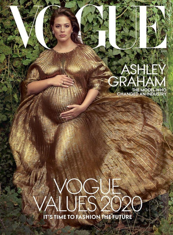 Ashley Graham for Vogue | Annie Leibovitz