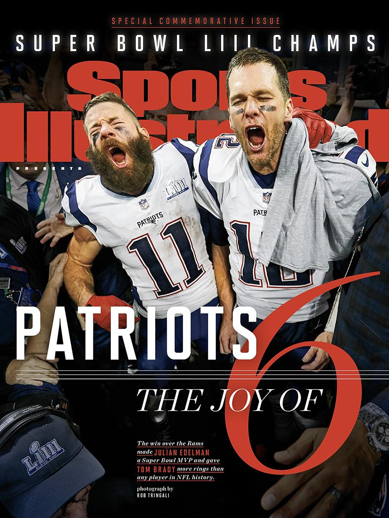 The New Sports Illustrated: Reimagined, Revitalized — and Restored