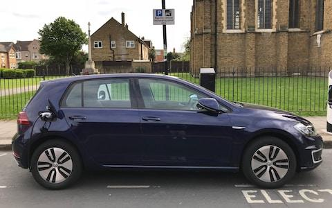 Volkswagen e-Golf - long-term - Craig Thomas 240518
