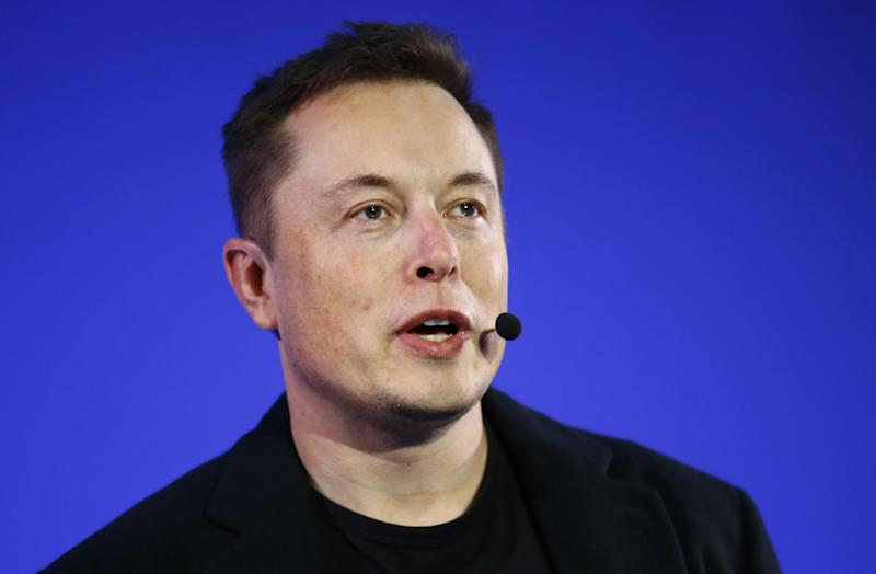 Tesla 'master plan': electric trucks, buses, and ride-sharing