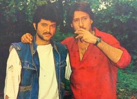 Flashback Friday: When Jackie Shroff slapped Anil Kapoor 17 times during 'Parinda'