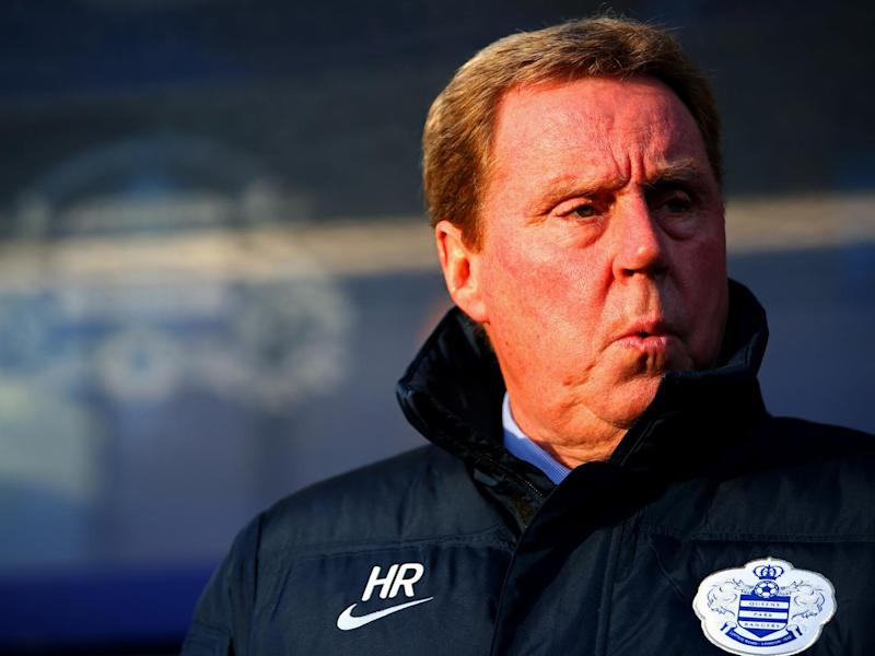 Harry Redknapp is back in the game (Getty)