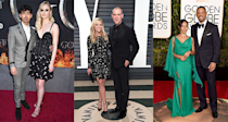 <p>Think you and your significant other are the only vertically mismatched couple out there? Take a look at these celebs whose difference in height almost surpass their difference in life. </p>