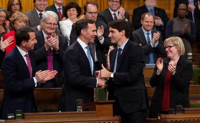 Ottawa's fall update features $16B competitiveness response to U.S. tax reforms