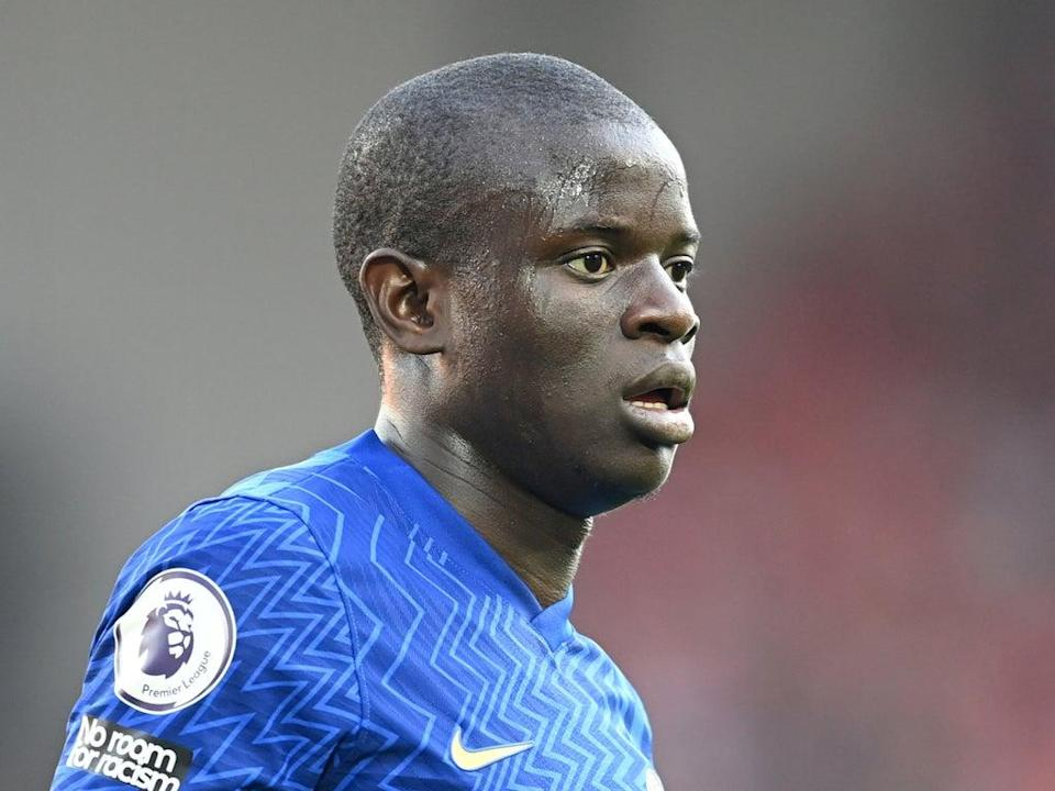 N'Golo Kante is set to return from injury (Getty)