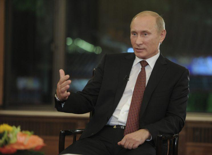 Russian President Vladimir Putin (Photo: Alexei Druzhinin/RIA Novosti/Pool, via Reuters)