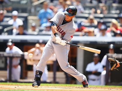 Michael Brantley is hitting .321 with 80 RBIs. (Getty Images)