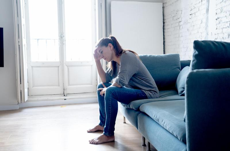 More than half a million working women in the UK have experienced domestic violence in the past year: istock