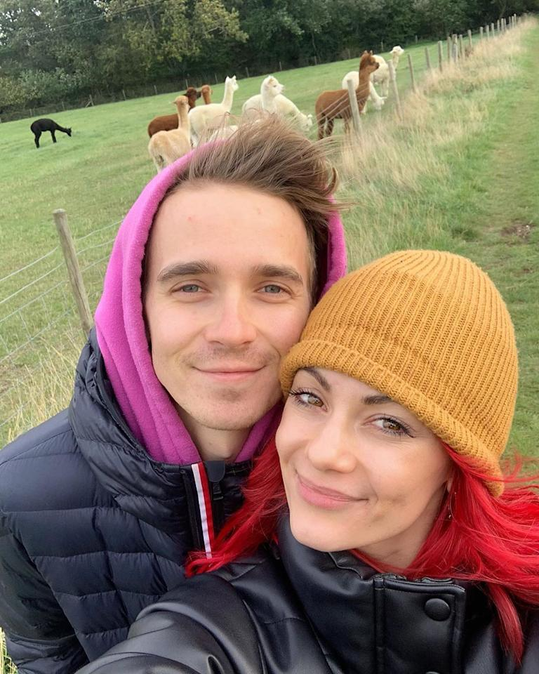 <p>As above, Dianne Buswell and Joe Suggs met on the 2018 series of Strictly Come Dancing. The pair were partnered together for Dianne's second series as a professional on the show, although were beat to the title by presenter Stacey Dooley and dance partner Kevin Clifton. <br></p>