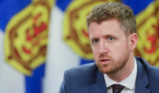 Premier Iain Rankin announced changes to the Biodiversity Act on Tuesday. (Communications Nova Scotia - image credit)