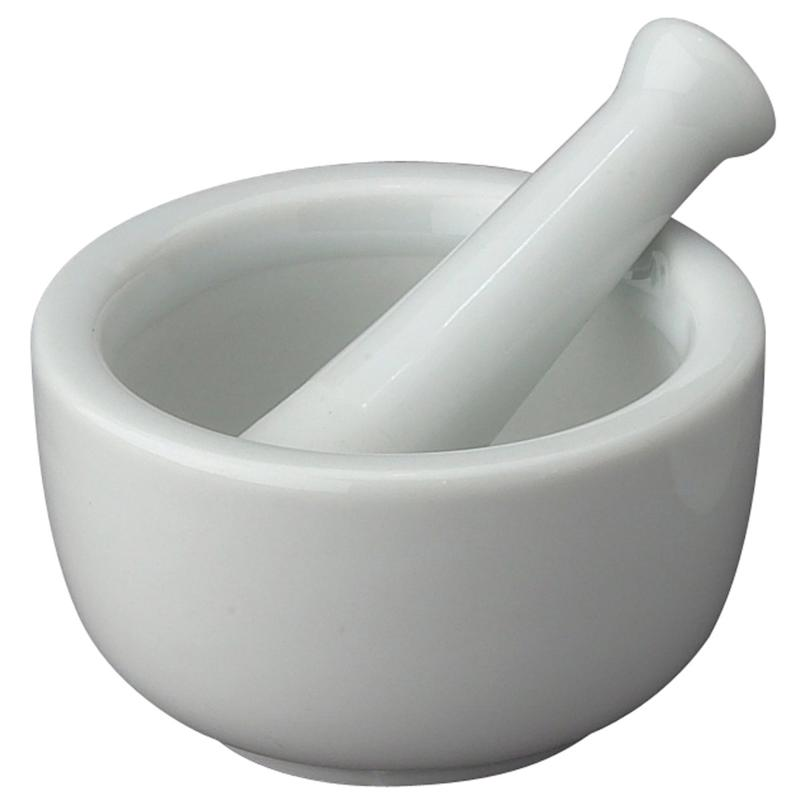 A pestle and mortar similar to but nothing like the one I bought myself
