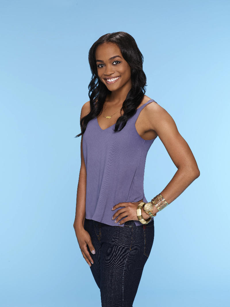 "Rachel Lindsay named ABC's first black ""Bachelorette"""