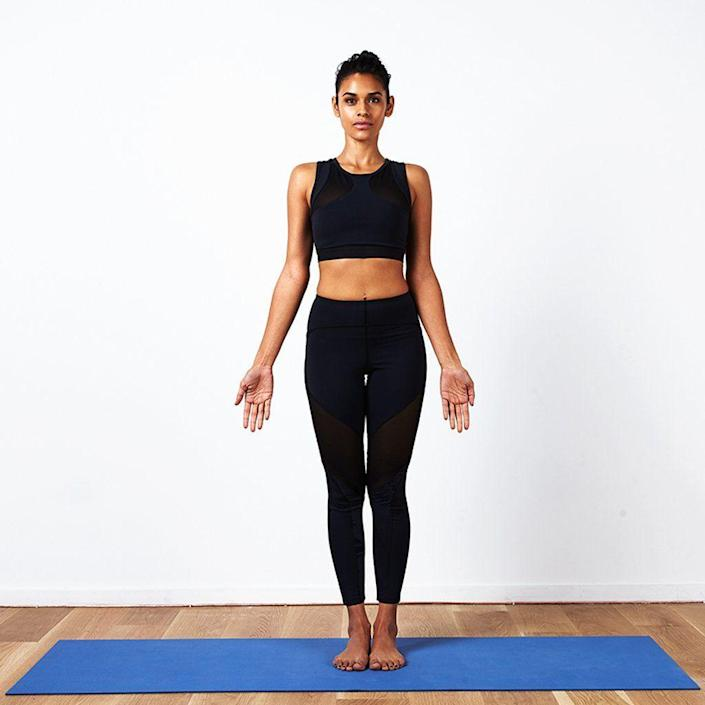 """<p><strong>WearableX </strong></p><p>wearablex.com</p><p><strong>$249.00</strong></p><p><a href=""""https://www.wearablex.com/collections/nadi-x-smart-yoga-pants/products/nadi-x-mesh?variant=36902329872"""" rel=""""nofollow noopener"""" target=""""_blank"""" data-ylk=""""slk:Shop Now"""" class=""""link rapid-noclick-resp"""">Shop Now</a></p><p>Smart devices can be wearable. These yoga pants, which took two years to develop, include neoprene stripes with haptic technology that offer real-time vibrational feedback that will help guide you through your yoga flow. They also pair with an app that includes 40 poses and accompanying music.</p>"""