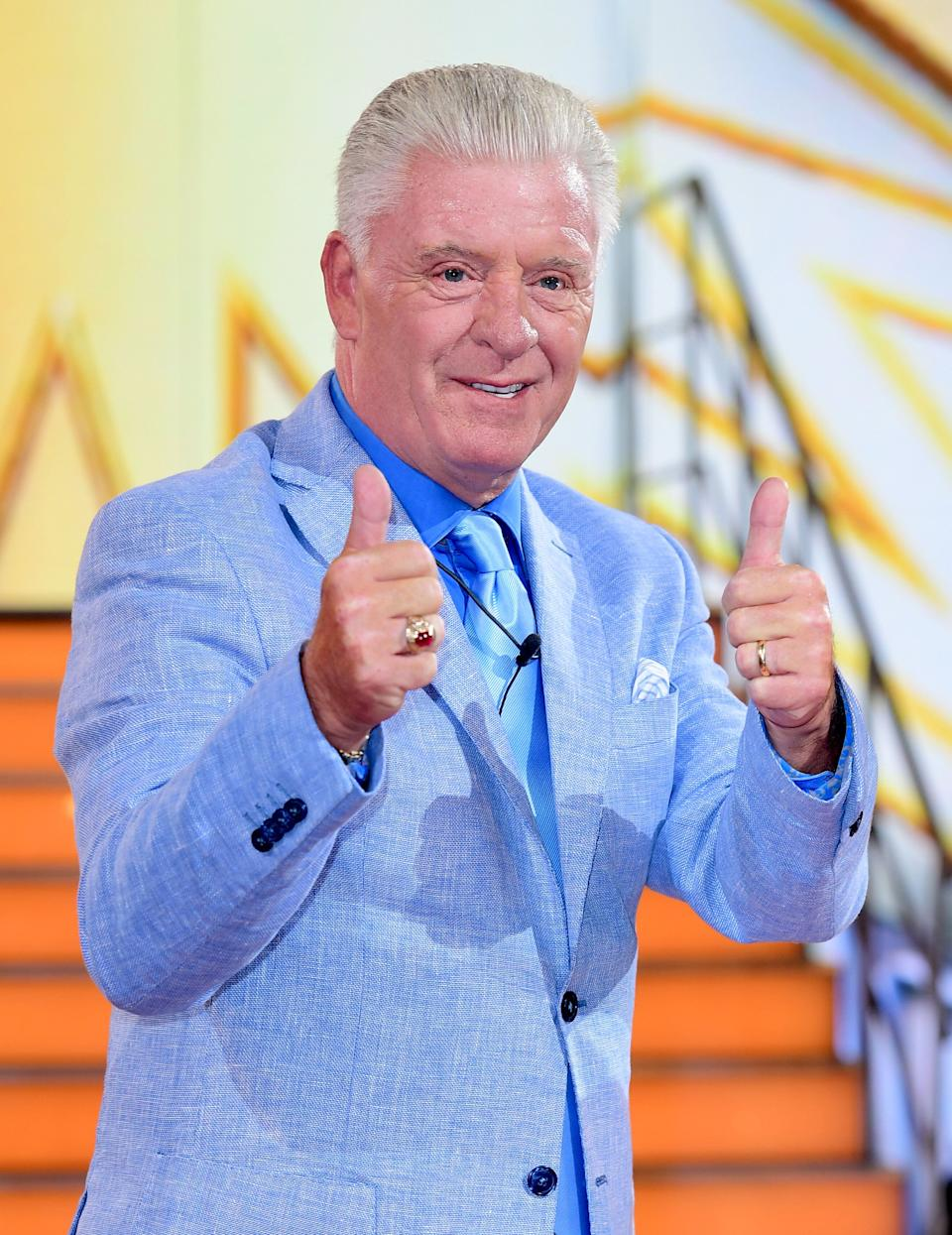 <strong>Derek Acorah (1950 - 2019)<br /></strong>The TV medium – known for shows like Most Haunted and Michael Jackson: The Live Seance – died at the age of 69, having contracted sepsis after being hospitalised for pneumonia.