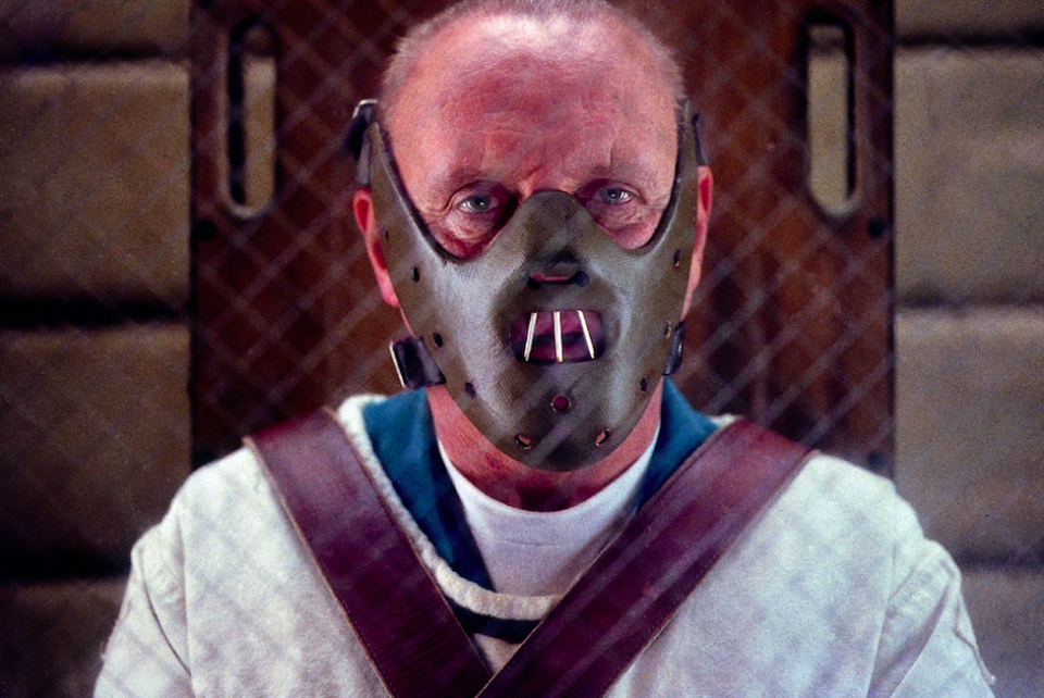 <em>Psychopaths like Hannibal Lecter may actually be able to benefit society (Rex)</em>