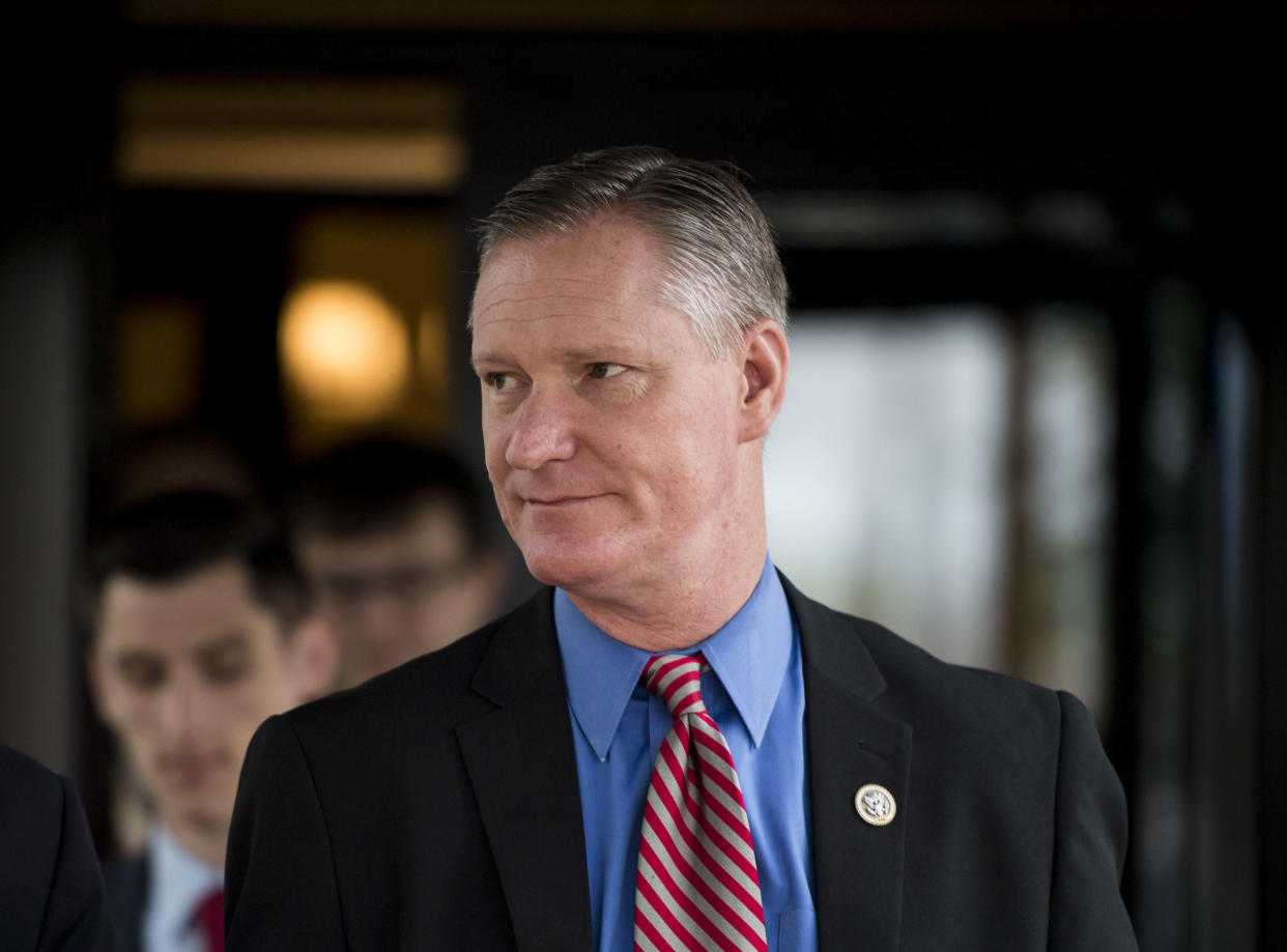 Rep. Steve Stivers, R-Ohio. (Photo: Bill Clark/CQ Roll Call)