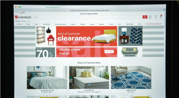 Overstock Earnings: OSTK Stock Sinks on Awful Q4
