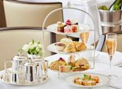 """<p>If Betty's doesn't know something about tea and cake, quite frankly it's not worth bothering with. They've spent 95 perfecting their afternoon tea, which consists of the very best versions of all the classics. It costs £18.95 per person and is available in all six of their Yorkshire outposts. </p><p><b><a rel=""""nofollow noopener"""" href=""""https://www.bettys.co.uk"""" target=""""_blank"""" data-ylk=""""slk:Bettys.co.uk"""" class=""""link rapid-noclick-resp"""">Bettys.co.uk</a></b></p>"""