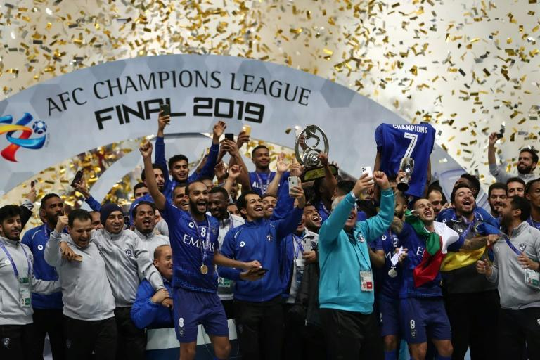 Defending champions Al Hilal were kicked out after a coronavirus outbreak
