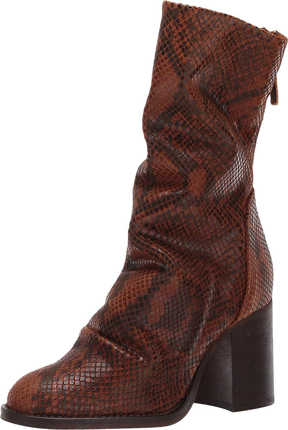 "<br><br><strong>Free People</strong> Elle Block Heel Booties, $, available at <a href=""https://amzn.to/3j5c4Na"" rel=""nofollow noopener"" target=""_blank"" data-ylk=""slk:Amazon Fashion"" class=""link rapid-noclick-resp"">Amazon Fashion</a>"