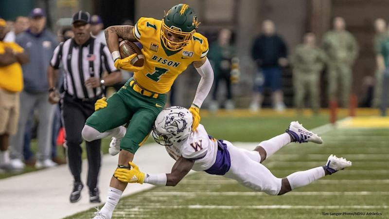 North Dakota State, James Madison thriving at 1-2 in STATS FCS Top 25