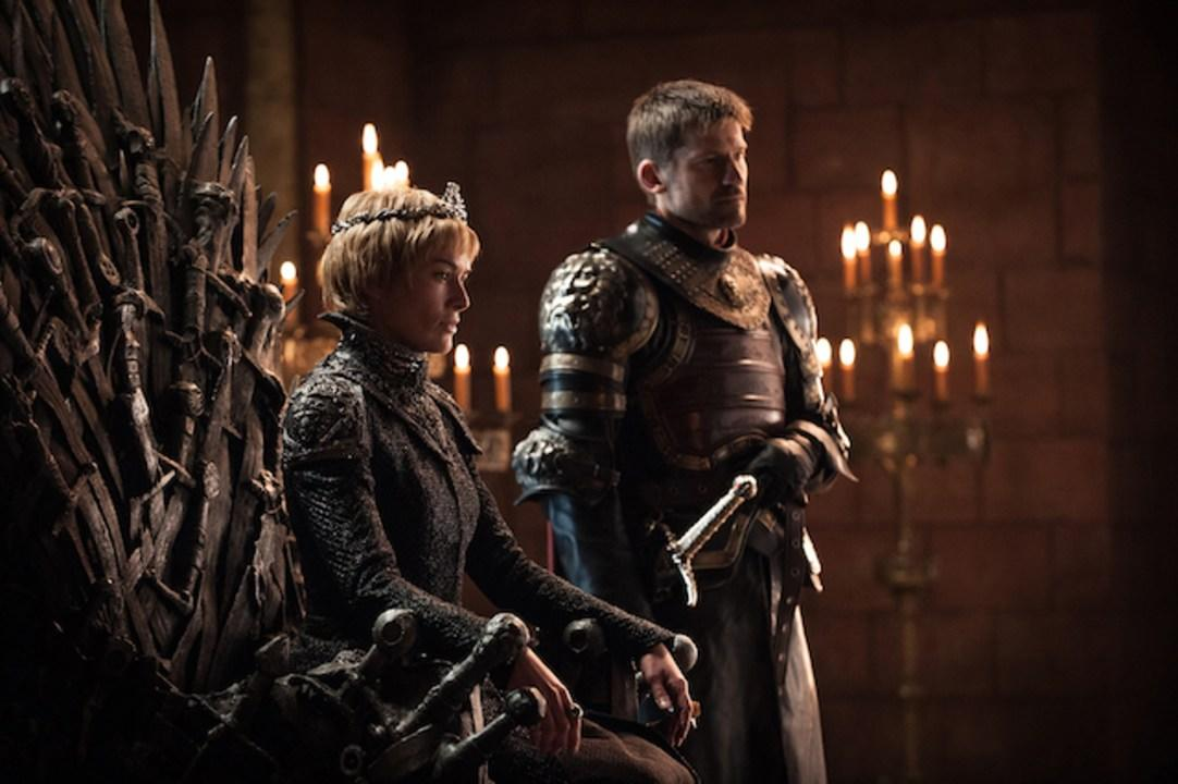 Cersei and Jamie Lannister look liked they maybe kissed and made up. Are they teaming up for good?
