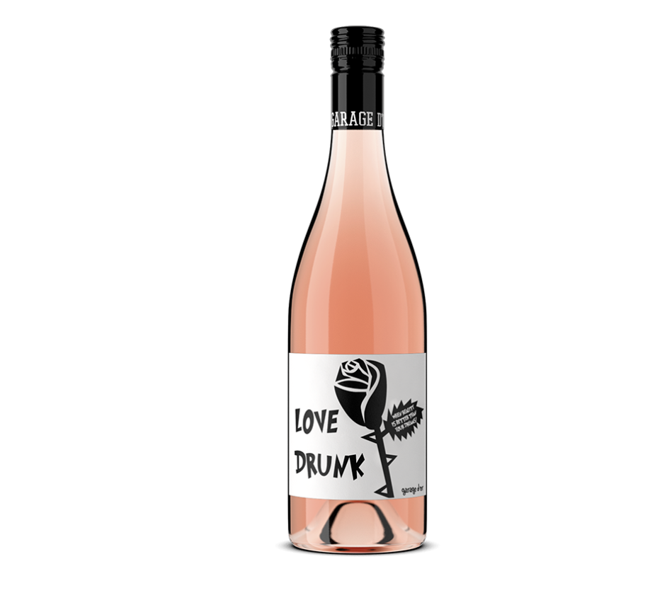 """<p>maisonnoirwines.com</p><p><strong>$25.00</strong></p><p><a href=""""https://maisonnoirwines.com/wine-shop/love-drunk"""" rel=""""nofollow noopener"""" target=""""_blank"""" data-ylk=""""slk:Shop Now"""" class=""""link rapid-noclick-resp"""">Shop Now</a></p><p>Maison Noir is a lifestyle project that makes both wines and T-shirts—aka the only things you need to function. And after sipping on this rosé, you will one hundo p feel love drunk. No need to thank us!</p>"""