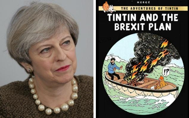 Theresa May will formally invoke Article 50 on March 29