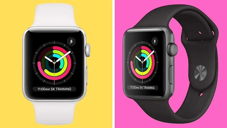 On sale for just $169, this is one of the most affordable Apple Watches ever. (Photo: Apple)
