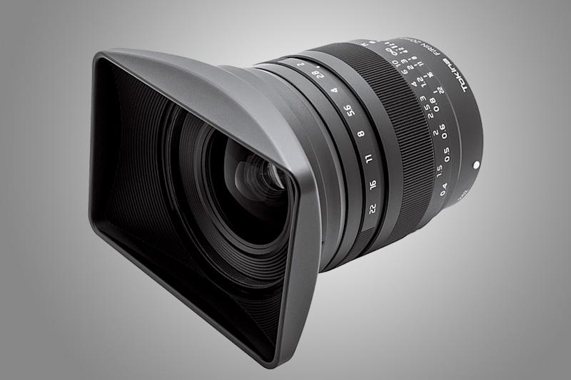Tokina unveils a manual focus f/2 20mm for Sony a7 shooters