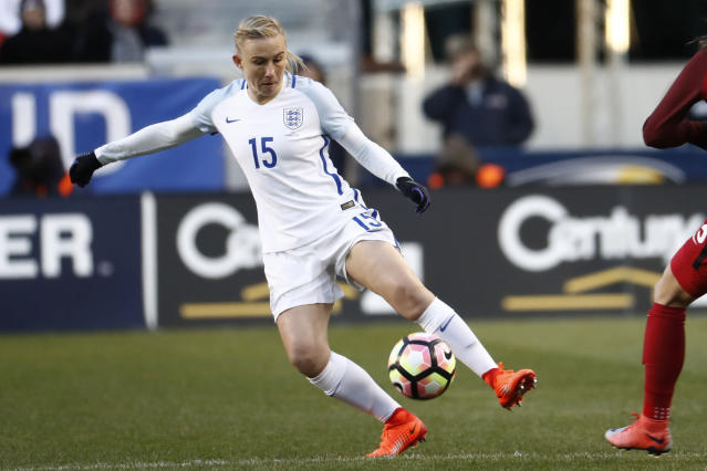 <span>World Cup semi-finalist Laura Bassett's current focus may be her impending motherhood but she insists her playing career might not be done just yet.</span>