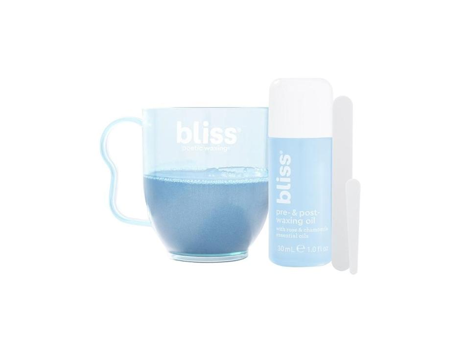 bliss, best at home waxing kits