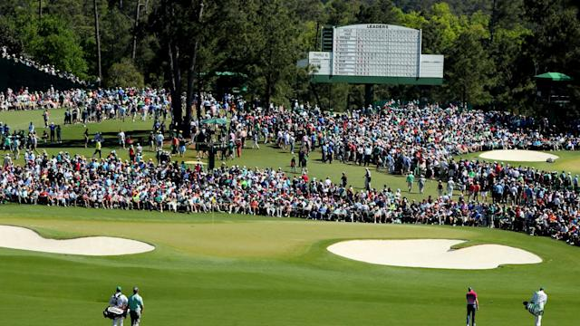 A packed, star-studded leaderboard including Justin Rose, Sergio Garcia and Jordan Spieth were preparing for the final round of the Masters.