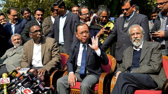 In a twist of events, a SC bench led by Justice Madan Lokur and consisting Justice Kurien Joseph criticised the judgement by Justice Mishra's bench.