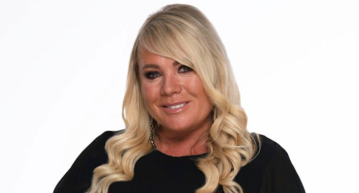Letitia Dean as Sharon Watts in EastEnders (BBC)
