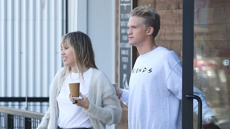 Miley Cyrus and 'Boo Thang' Cody Simpson Can't Get Enough of Each Other!