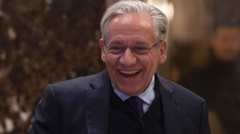 Bob Woodward Says 'Key' Trump Official Told Him New Book Is '1,000-Percent Correct'