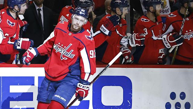 Evgeny Kuznetsov has all the talent in the world. How can the Caps get his motivation to match that talent?