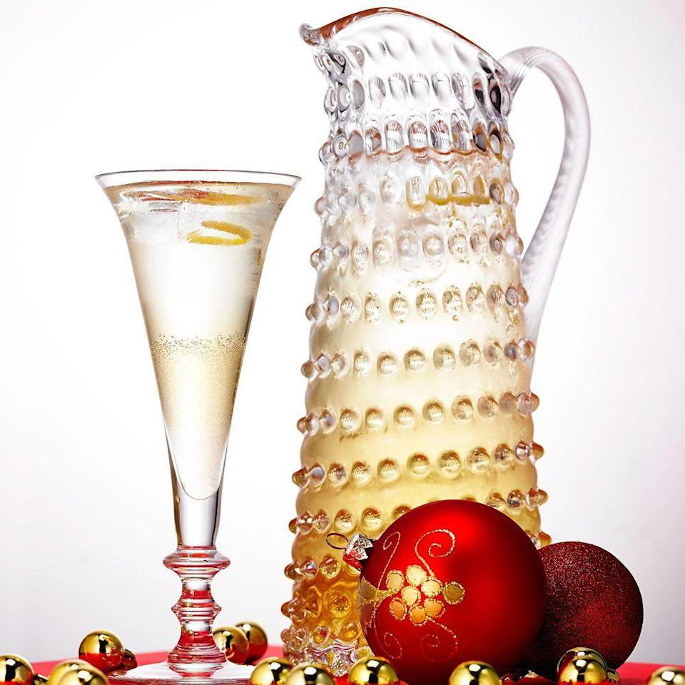 "<p>Time to party with this simple Champagne cocktail recipe that's ideal for a New Year's Eve party. Let's celebrate!</p><p><strong>Recipe: <a href=""https://www.goodhousekeeping.com/uk/christmas/christmas-drinks/twinkle-cocktail-recipe"" rel=""nofollow noopener"" target=""_blank"" data-ylk=""slk:Twinkle cocktail"" class=""link rapid-noclick-resp"">Twinkle cocktail</a></strong></p><p><br><br></p>"